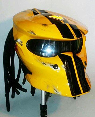 Die Hard Fan Costume (Alien Helmet, Predator Helmet, Motorcycle Helmet - costume (Handmade) - Thailand : PDT1020YE)