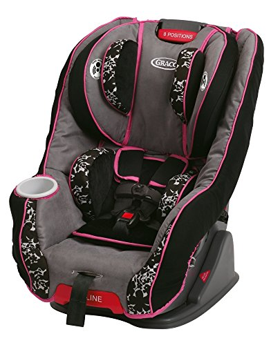Graco Size4Me 65 Convertible Car Seat, Lacey