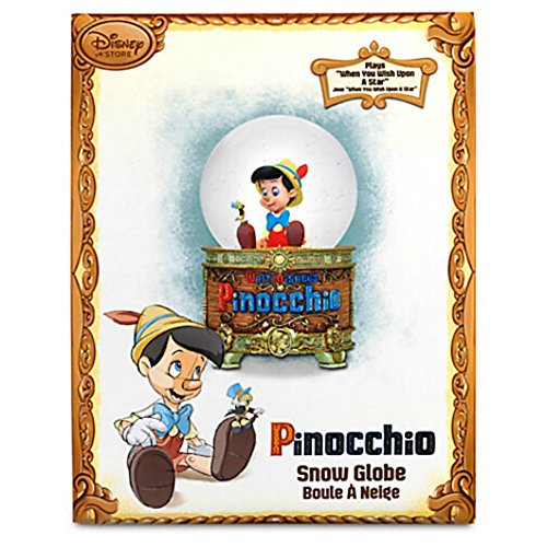 Review Disney Pinocchio and Jiminy