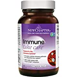 New Chapter Elderberry Supplement - Immune Take Care with Black Elderberry + Black Currant for Immune Support - 30 ct Vegetarian Capsule