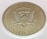 2017 President Donald Trump Inaugural Silver EAGLE