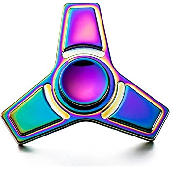 Amazon.com: ANTI-SPINNER Wind Wheel Colorful Gyro Hand Spinner Fidget