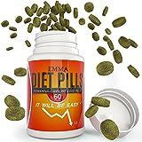 Diet Pills - Weight Loss Pills for Women - Appetite Suppressant - Weight Loss Supplements - Weight Management - Natural Weight Loss Pills That Work Fast 60 pills