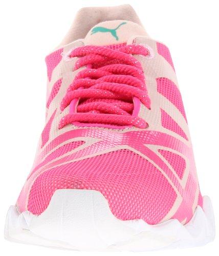 Women's Pink Mint Fashion Leaf Peach PUMA ZX Axel WN 14wRv
