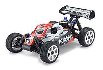 Kyosho Inferno Neo 2.0 RC Nitro Buggy (1:8 Scale), Red