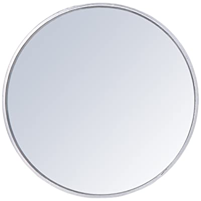 "Grote 12004-5 3"" Round Stick-On Convex Mirror: Automotive"