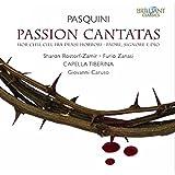 パスクィーニ:パッションカンタータ (Psquini: Passion Cantatas)
