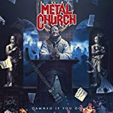 51IWQj3nisL. SL160  - Metal Church - Damned If You Do (Album Review)