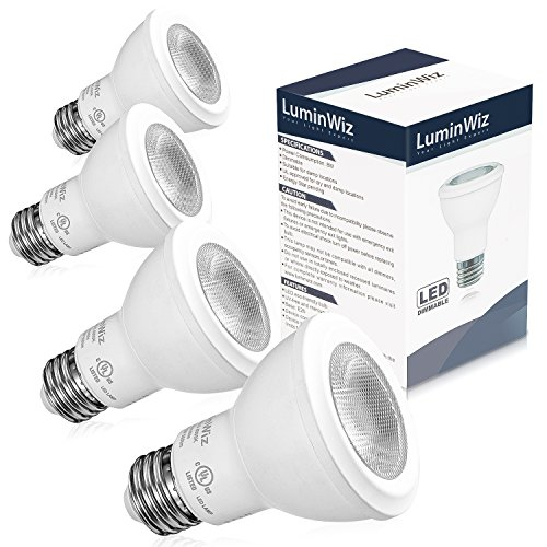 Dimmable LuminWiz Equivalent Listed Energy