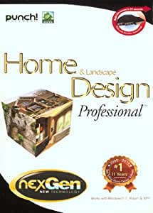 Punch! Home & Landscape Design Professional