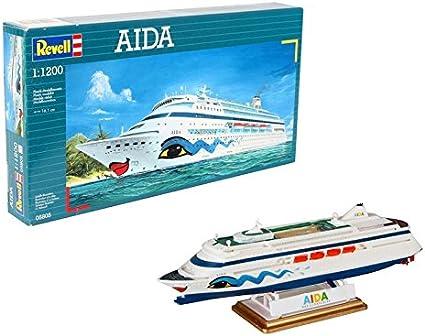 Revell 05805 1:1200 AIDA