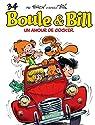 Boule et Bill - Dargaud 34 : Un amour de cocker par Verron
