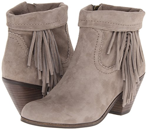 5b20dfb3409b Sam Edelman Women s Louie Fringe-Trimmed Ankle Boot  Buy Online at Low  Prices in India - Amazon.in