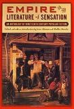 Empire and the Literature of Sensation, , 0813540763