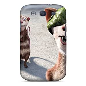 Hot GDaCKGf6151hpiLP Ice Age The Meltdown Cartoons pc Case Cover Compatible With Galaxy S3