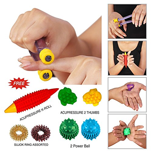 Finger Massager Acupressure Massage Complete product image