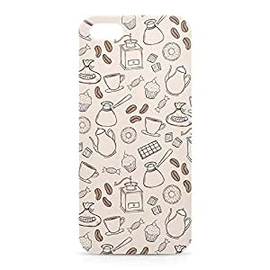 Bakery iPhone 5s 3D wrap around Case - Brown Beige