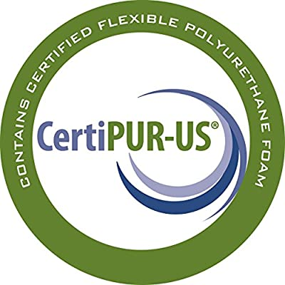 Signature Sleep Inspire Memory Foam Mattress with CertiPUR-US Certified Foam