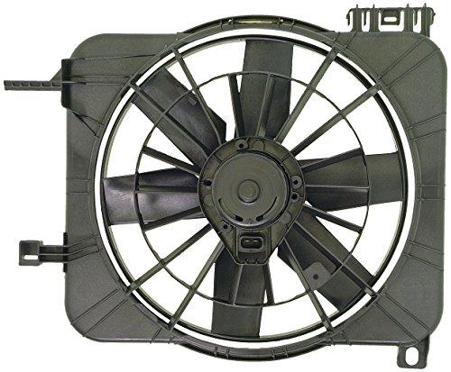 Dorman 620-600 Radiator Fan (Cavalier Radiator Fan Shroud Assembly)