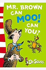 Mr. Brown Can Moo! Can You?: Blue Back Book (Dr. Seuss - Blue Back Book) Paperback