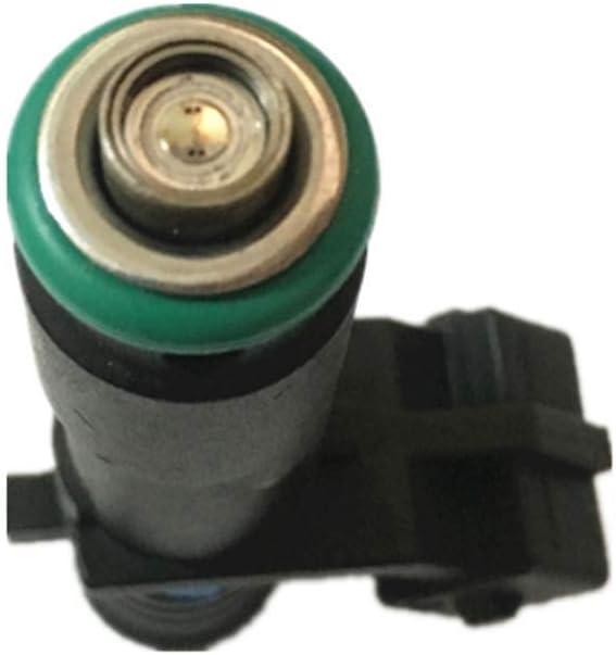 23899720 25186566 24101262 780014A 4er-Set LvMyShe Einspritzd/üsen for Chevrolet 2006-2009 Aveo 2010 Spark 1.0L 1.2L 1.4L