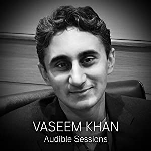 FREE: Audible Interview with Vaseem Khan Audiobook