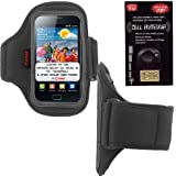 Motorola RAZR, RAZR MaXX Armband Exercise Workout Case. Great for bicycling, running, paddling, canoeing and much more. Comes with Antenna Booster.