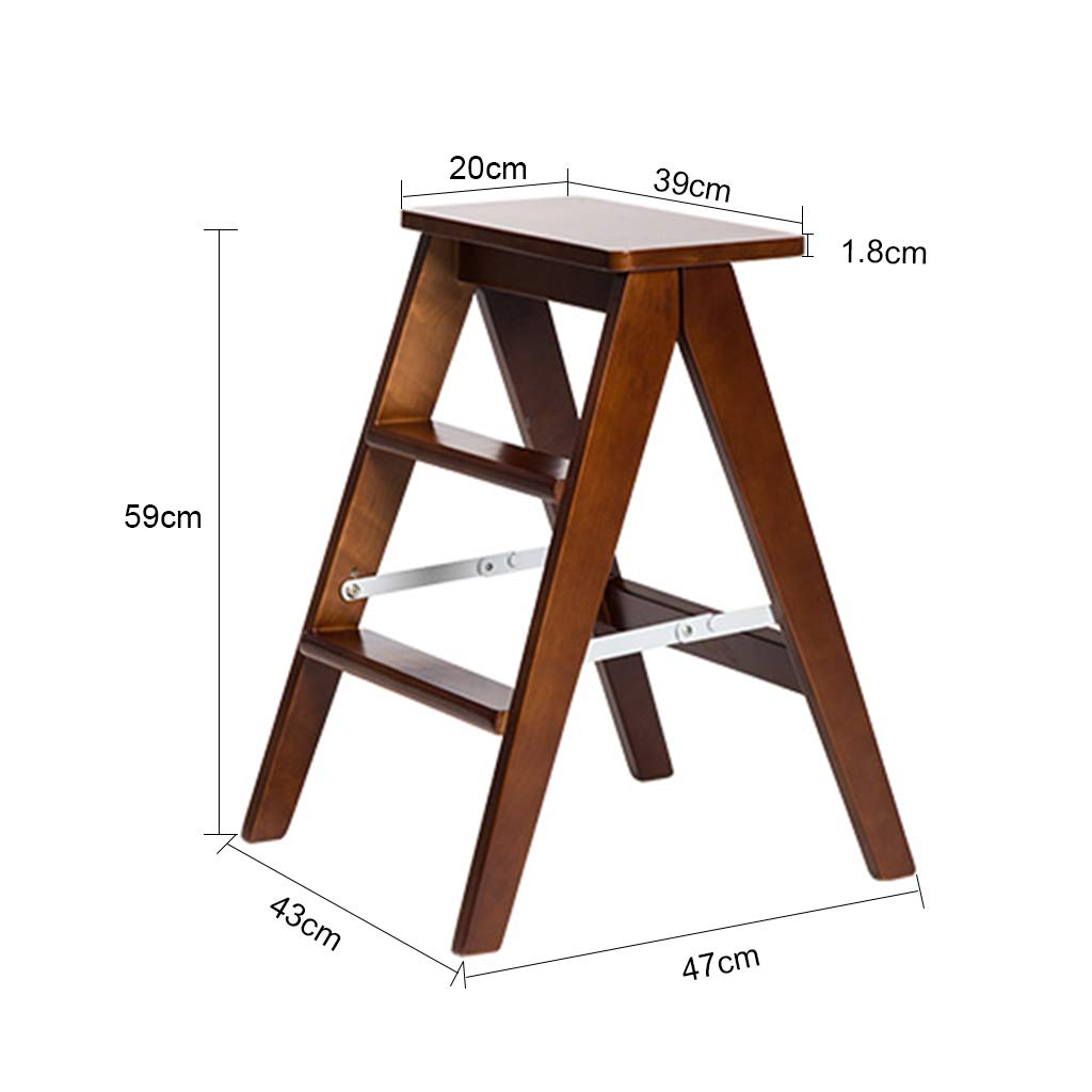 Superieur Ladder,Stepladder Small Seat Stool Folding Ladder Stool,Folding Stool  Kitchen Ladder Step Stool Home Multi Function Chair Step Stool Portable  Stool Bearing ...