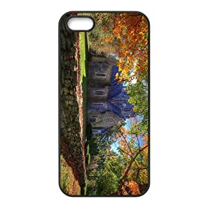 The Autumn And Architecture Hight Quality Case for Iphone 5s