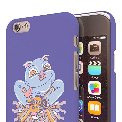 Koveru Back Cover Case for Apple iPhone 6 - Steven Wilson Pig
