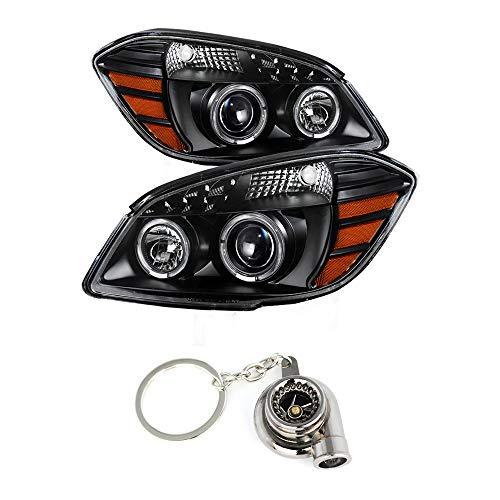 for Chevy Cobalt/Pontiac G5 / Pontiac Pursuit Halo Headlights