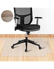 YOUKADA Chair Mat, Office Chair Mat for Hard Floor, Desk Chair Mat, Hard-Floor Protector with Lip for Floor, 75 x 120cm/30 x 48 inchs