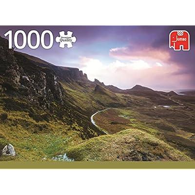 Jumbo 618546 Puzzle Trotternish Ridge Scozia