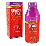 Quick Fix Plus Best Deals - Detoxify Ready Clean for Women Herbal Cleanse 16 Fl Oz Cran-Tea. Best Detox Guarenteed!!! With BB Trade Mark Sticker