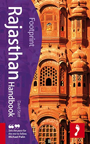Rajasthan Handbook, 4th: Travel Guide to Rajasthan (Footprint - Handbooks)