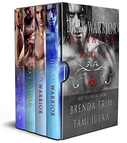 Dark Warrior Alliance Boxset Books 1-4