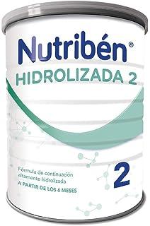 Nutribén - Leche Infantil Hidrolizada 1 desde el primer día - 400 ...