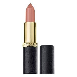 L'Oreal Paris Barra de Labios Color Riche Mate 633 Moka Chic - 1 barra de labios