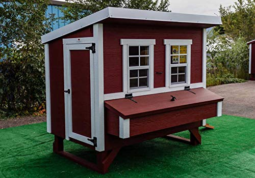 OverEZ Large Chicken Coop