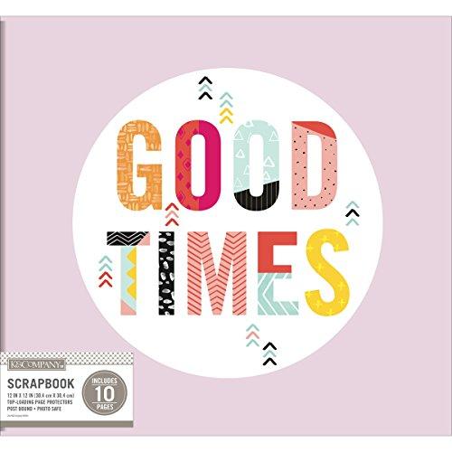 2 K&Co Scrapbook 12x12 Good Times ()
