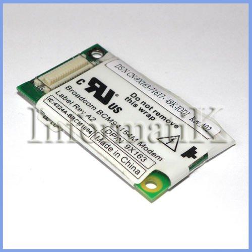 DELL - Dell/Inspiron 56K MDC Modem Modem BCM94154M Internal Broadcom - BCM94154M