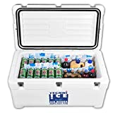 Techniice Signature Series Ice Chest, 74 Qt. Cooler