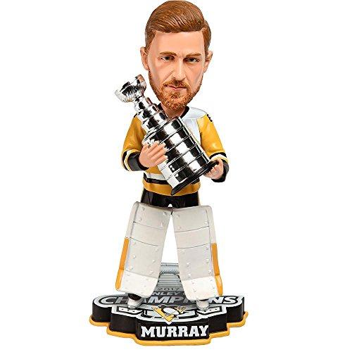 Matt Murray Pittsburgh Penguins 2017 Stanley Cup Champions Bobblehead