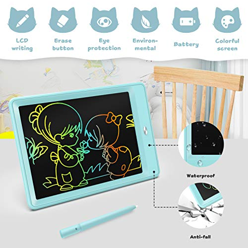 Bravokids Toys for 3-6 Years Old Girls Boys, LCD Writing ...