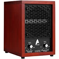 ATLS-303 Atlas Air Purifier with Negative Ion, 3 plate ozone production and UV, it comes with a 3 yrs warranty