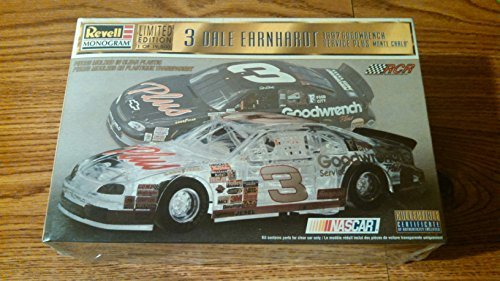 Revell Limited Edition 3 Dale Earnhardt 1997 Goodwrench Service Plus Monte Carlo 1:24 ()
