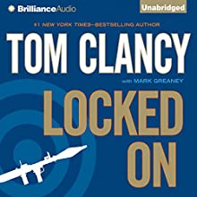 Locked On Audiobook by Tom Clancy, Mark Greaney Narrated by Lou Diamond Phillips