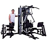 Body-Solid G10 Ultimate Dual Commercial Gym Body Solid Inc