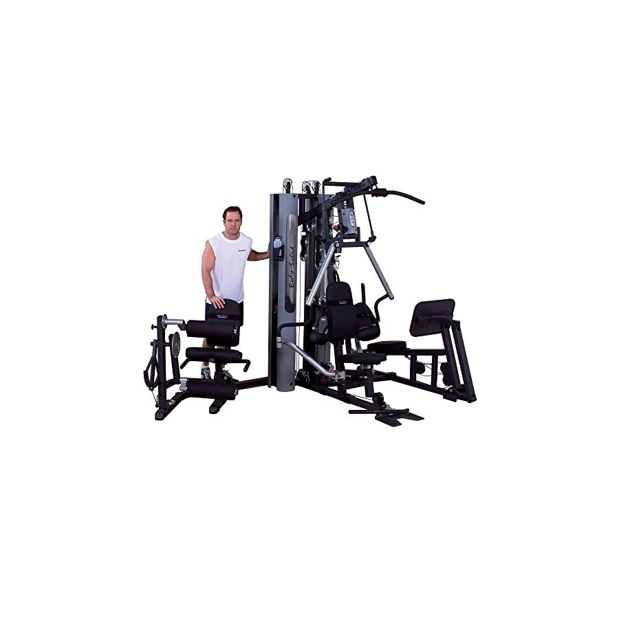 Body Solid G10 Ultimate Dual Commercial Gym