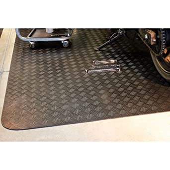 Amazon Com 5 X 7 Coverguard Garage Floor Rubber Mat